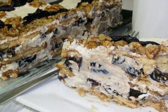 Быстрый и несложный торт который не требует выпечки