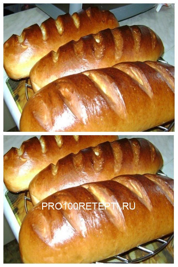 Настоящий домашний хлеб и секрет пекаря