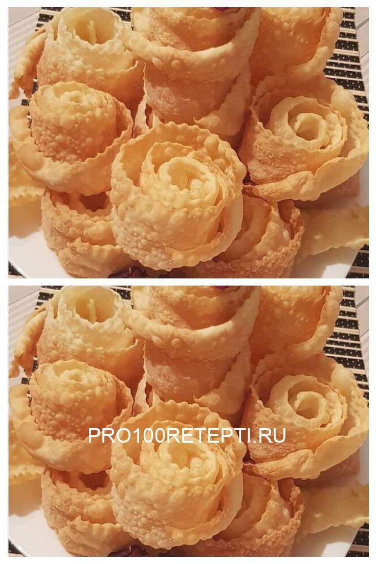 "Татарский хворост ""Урама"""